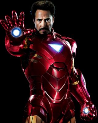 Iron Man Tony Stark Avengers