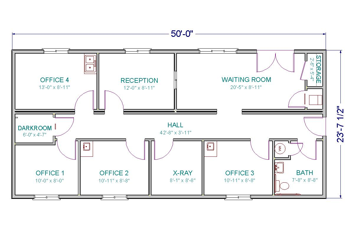 14 office building design ideas images small office for Two story office building plans