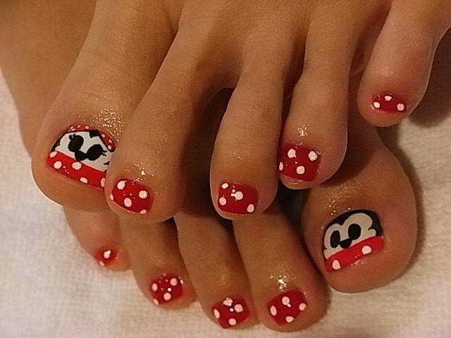14 Cute Summer Toe Nail Designs Images Summer Toe Nail Art Ideas