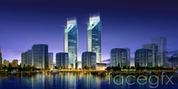 12 PSD Building Architecture Images