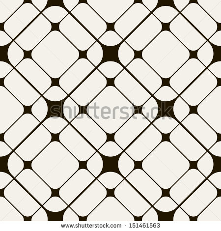 Modern Geometric Patterns Vector