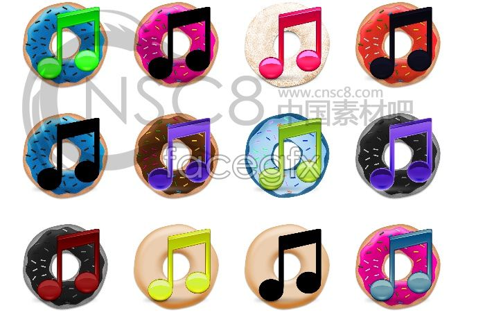 Music Desktop Icon