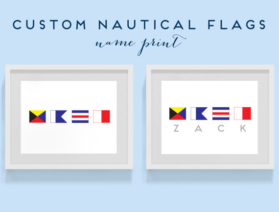 nautical flags alphabet to print