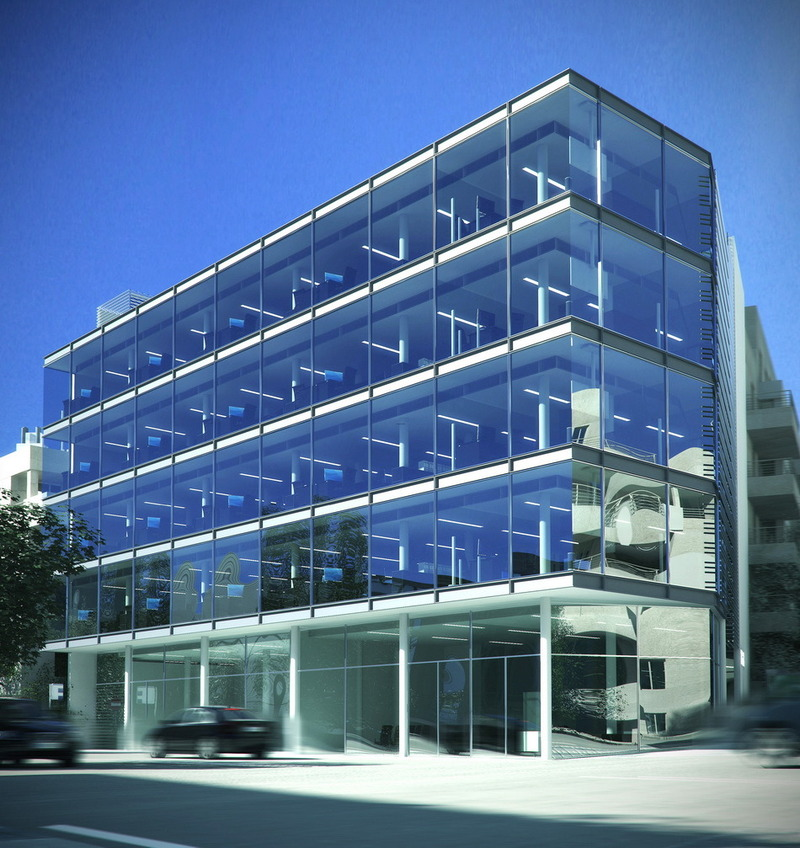 14 office building design ideas images small office for Building exterior design