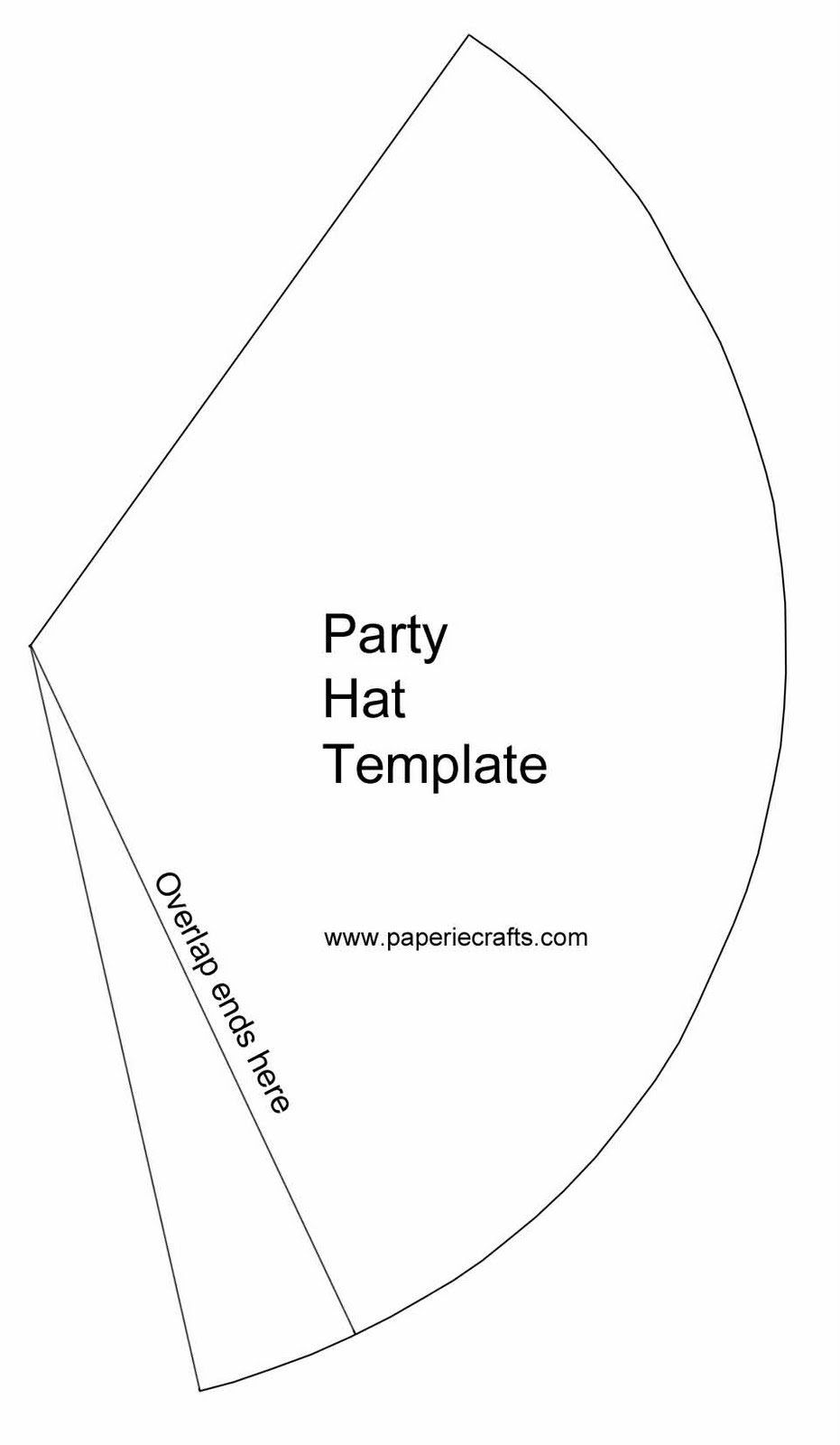 the gallery for gt party hat template martha stewart