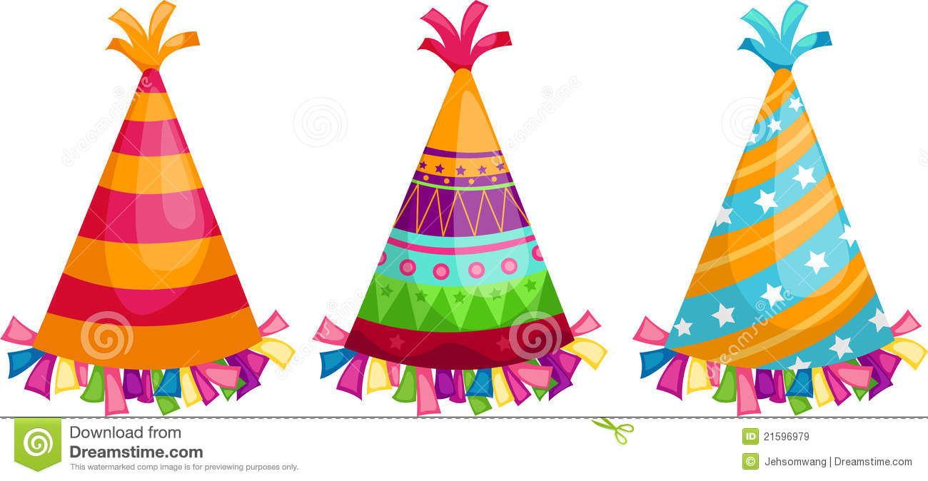 Party Hat Vector