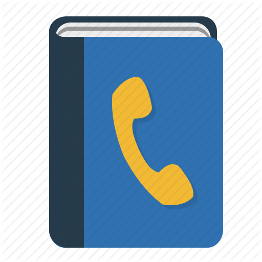 phone book address