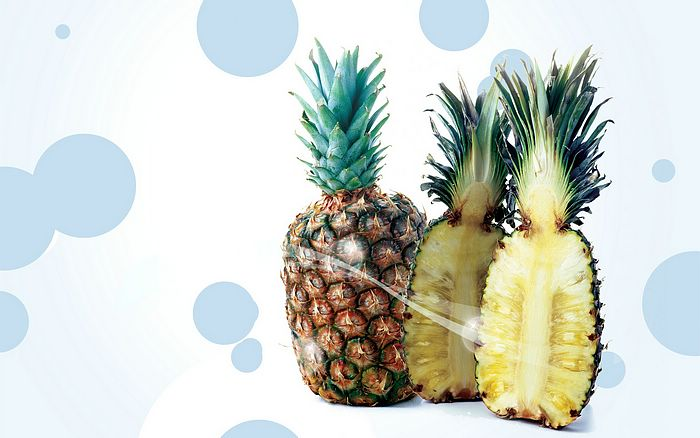 Pineapple Graphic Design