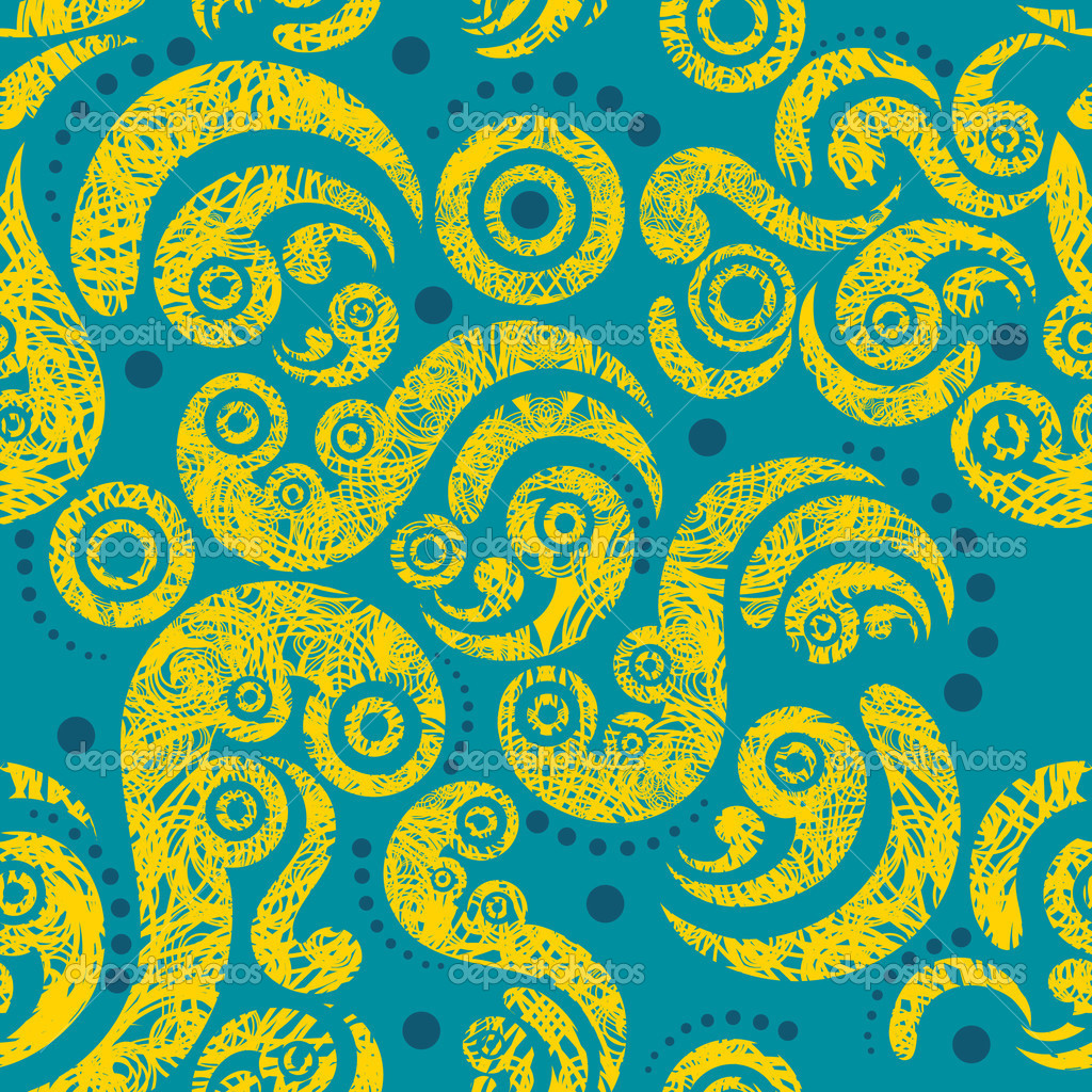 Seamless Modern Patterns