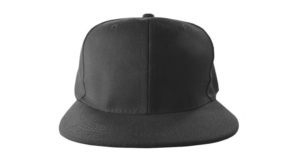 Snapback Hat Design Template