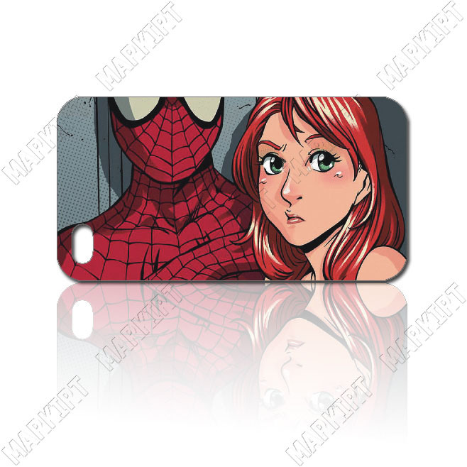 Spider-Man Comic iPhone Cases