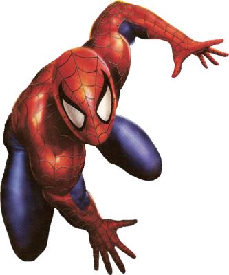 Spider-Man PSD