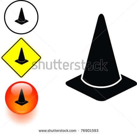 Traffic Signs and Cones