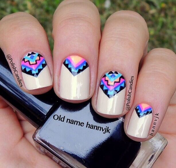12 Western Nail Designs Images