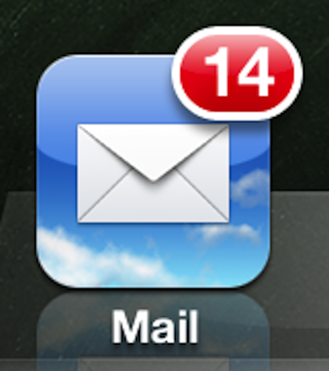 12 Read Unread Mail Icon Images