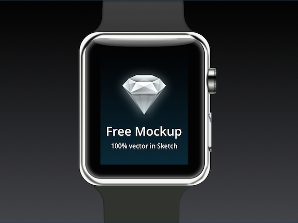 Watch Apple Template
