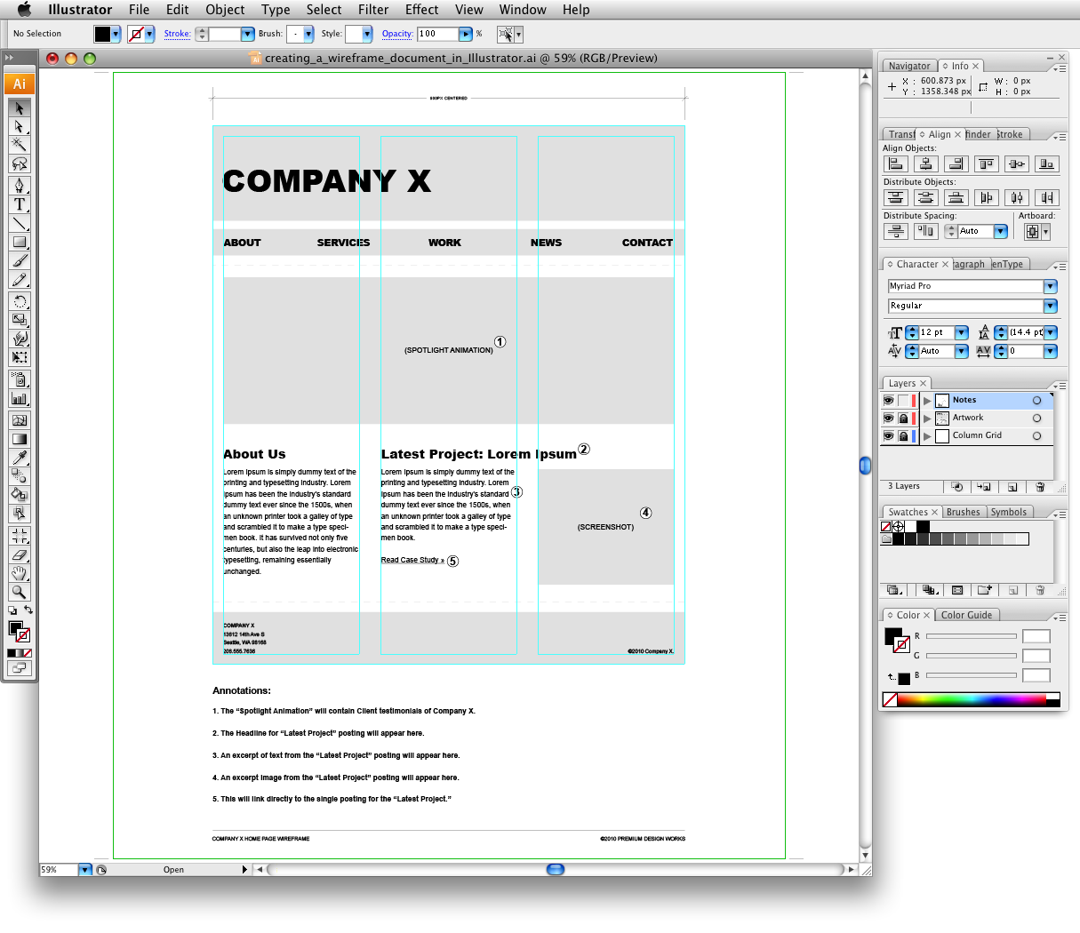 15 Web Design Wireframe Images