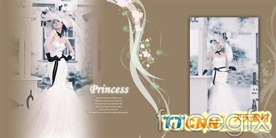 Wedding Album Design PSD Templates Free Download