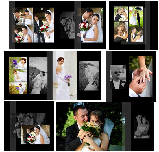 17 wedding psd templates images free photoshop wedding for Wedding photo album templates in photoshop