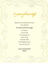 Free Printable 40th Anniversary Invitation Templates | Invitation ...