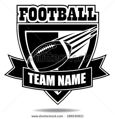 8 Football Badge Vector Images