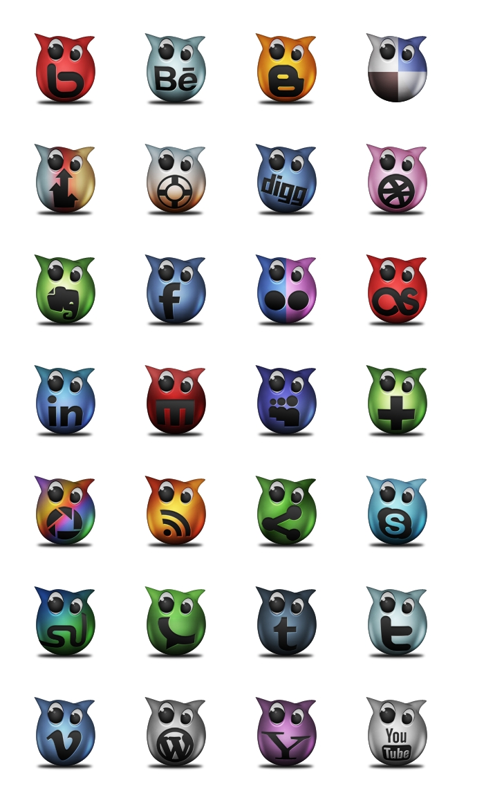Animal Avatar Icons