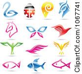 Animal Logo Clip Art