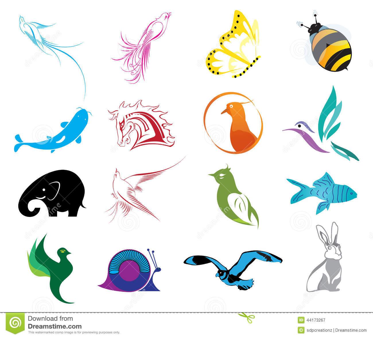 Animal Vector Logos