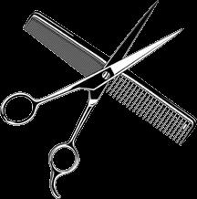 barber scissors png - photo #12