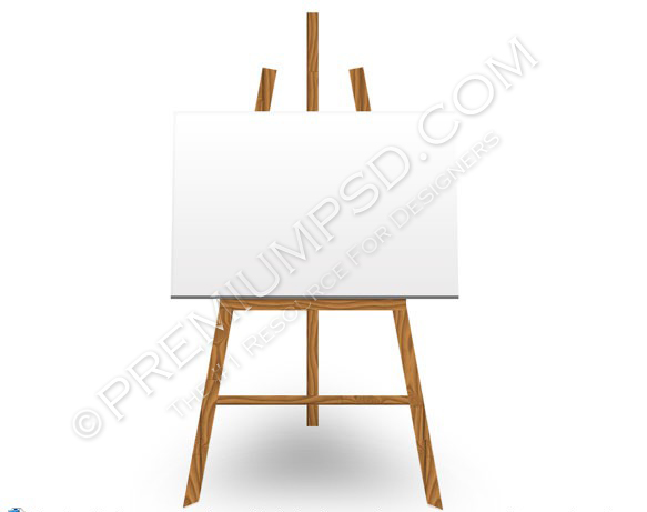 Blank Art Canvas