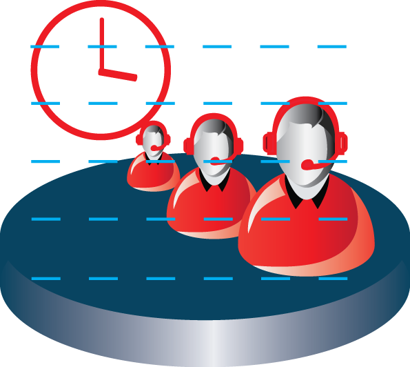 15 Icon Contact Center Management Images
