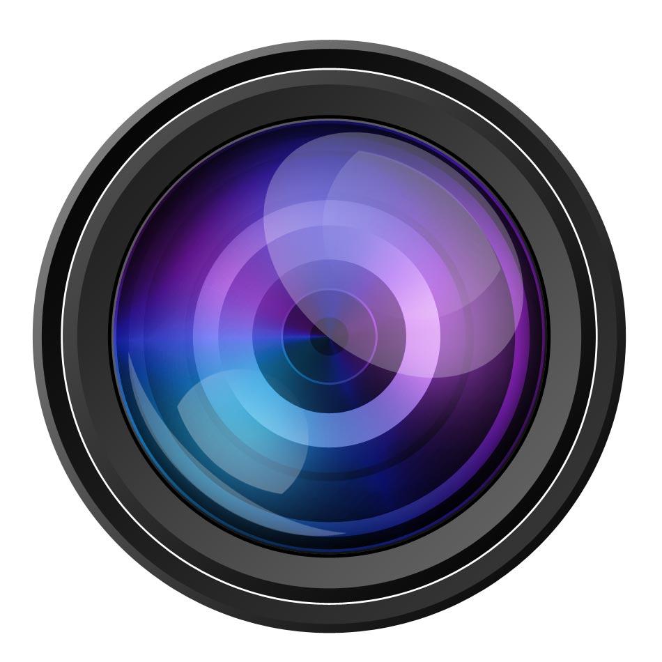 10 Nikon Lens PSD Images