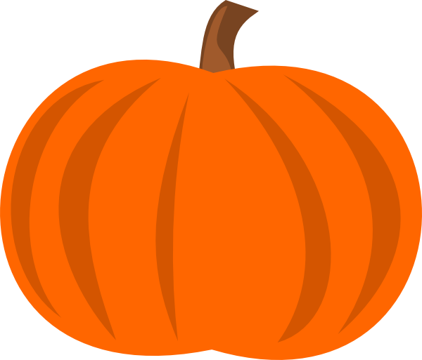 Cartoon Pumpkin Clip Art