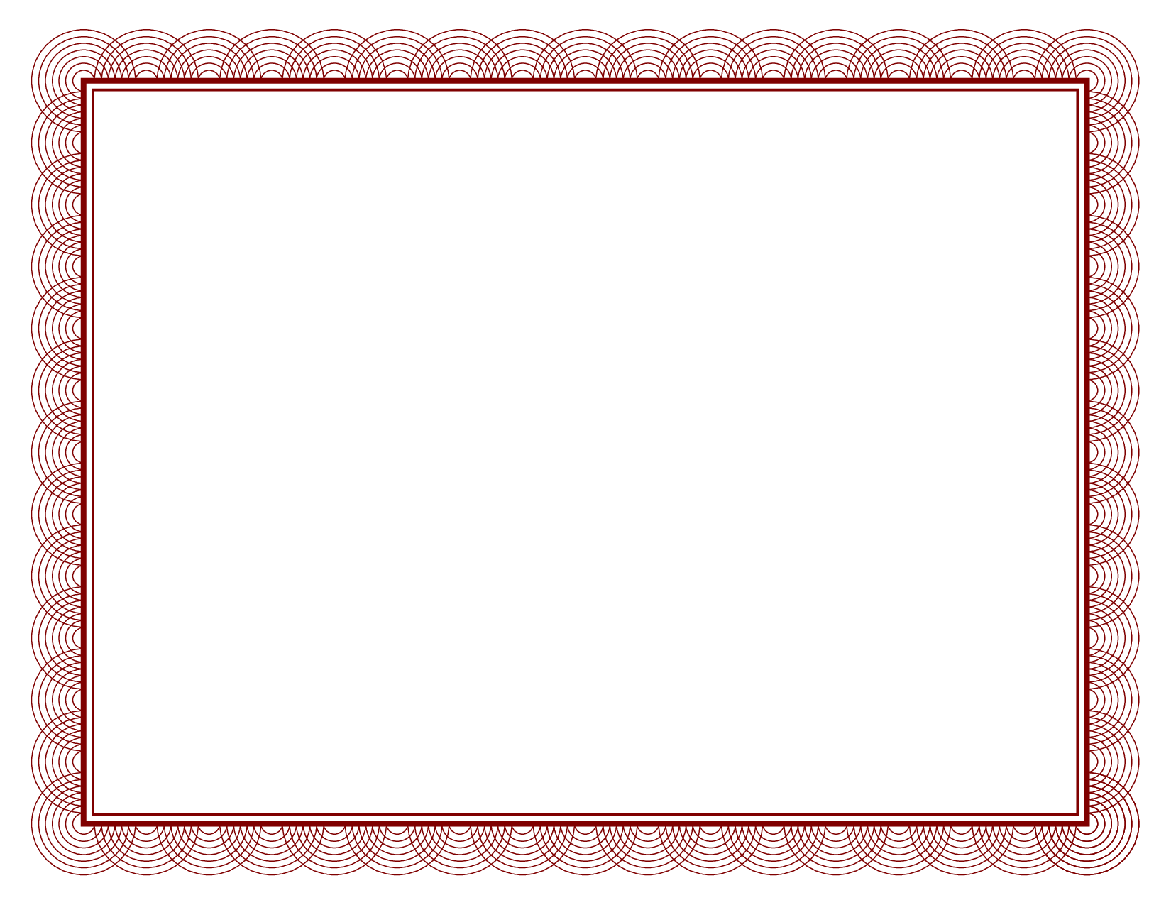 ... Free Certificate Border PSD and Certificate Frame Template