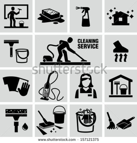5 Carpet Cleaning Icon Images Dry