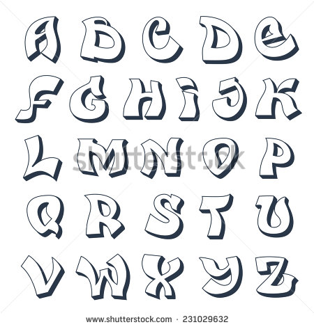 13 Handwriting Alphabet Fonts Images
