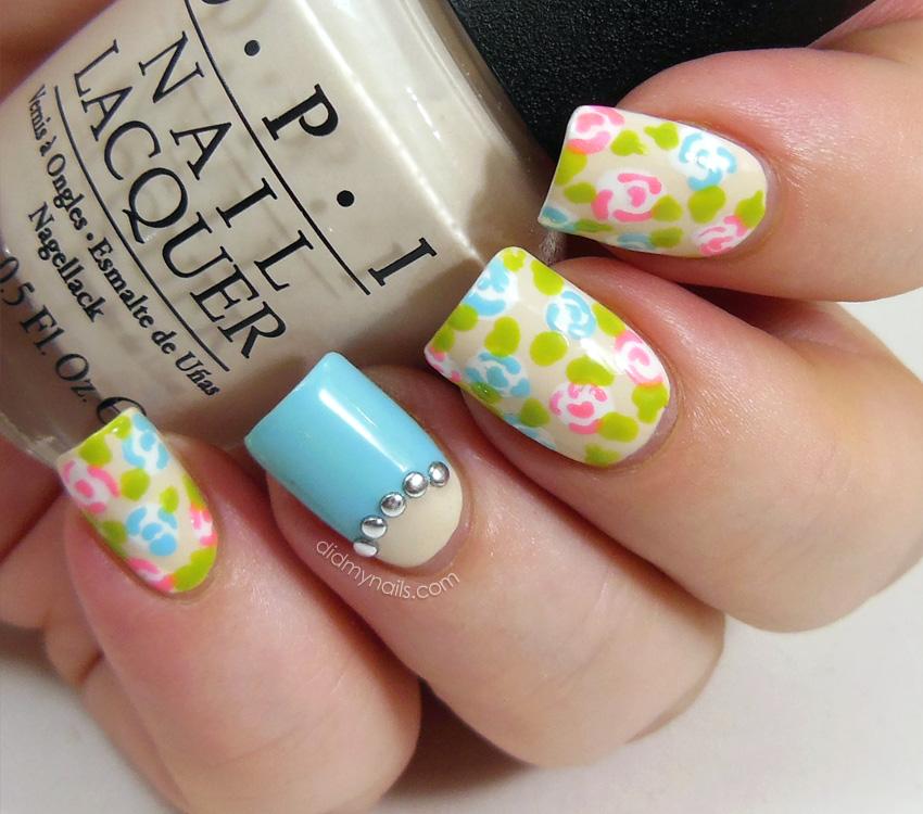 Cute Spring Nail Art Designs