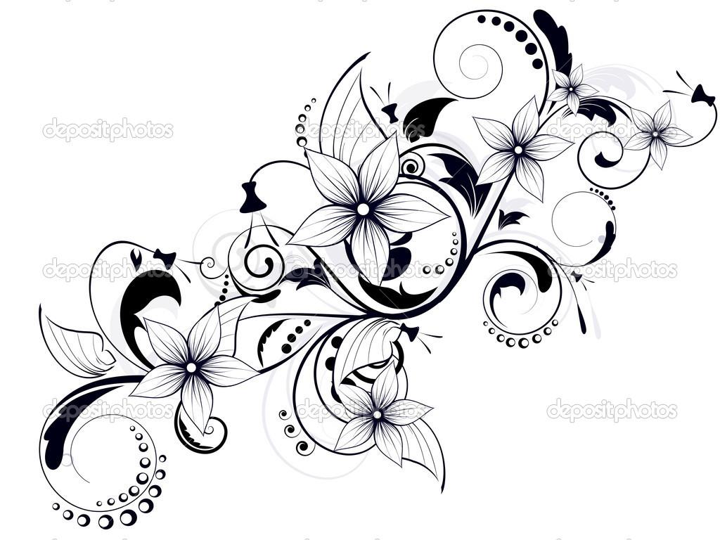 Swirl Art Designs : Free vector elegant swirls images swirl