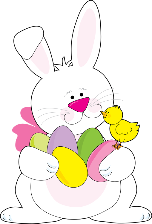 16 Easter Bunny Graphics Images