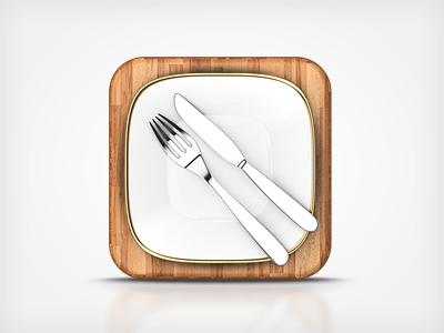 8 Food App Icons Images