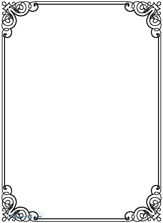Free Clip Art Page Borders Download