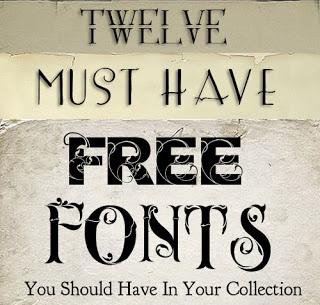 9 Primitive Printing Fonts Images