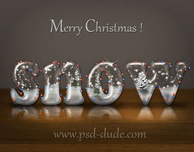 13 Free Christmas Fonts For Photoshop Images