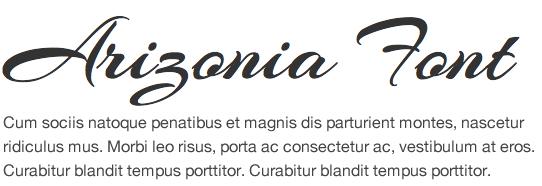 Google Script Fonts Cursive