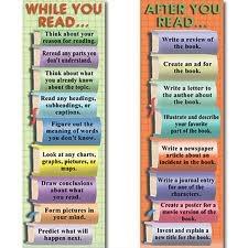 Homework Reading Bookmarks