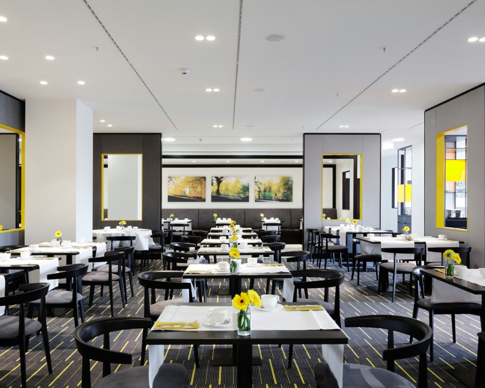 Modern restaurant interior design images chinese