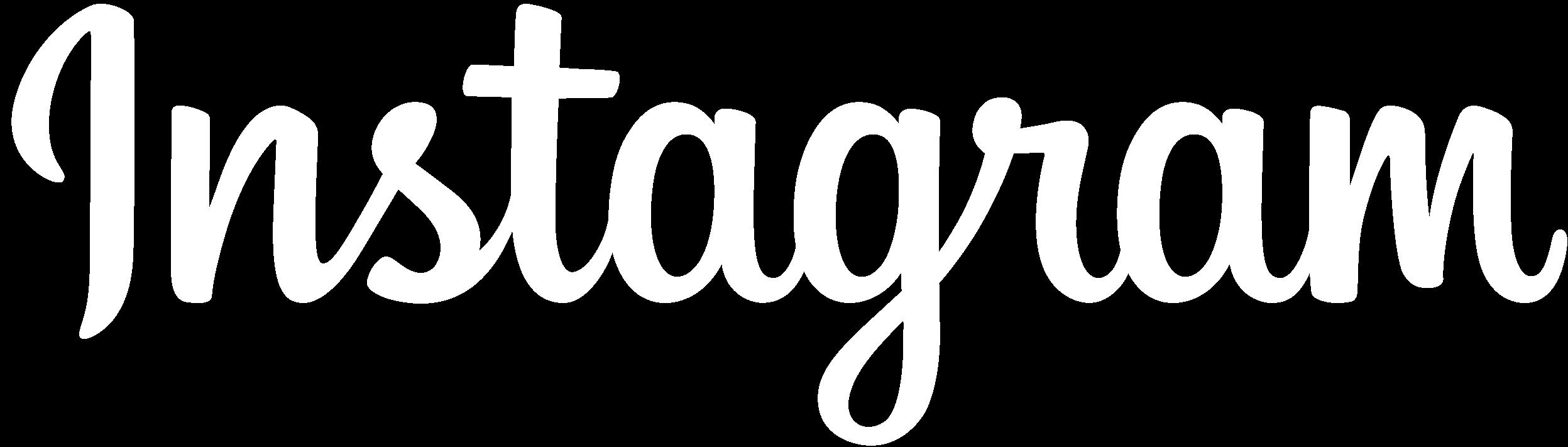 Instagram Logo Black and White