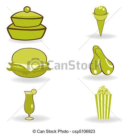 Junk Food Clip Art
