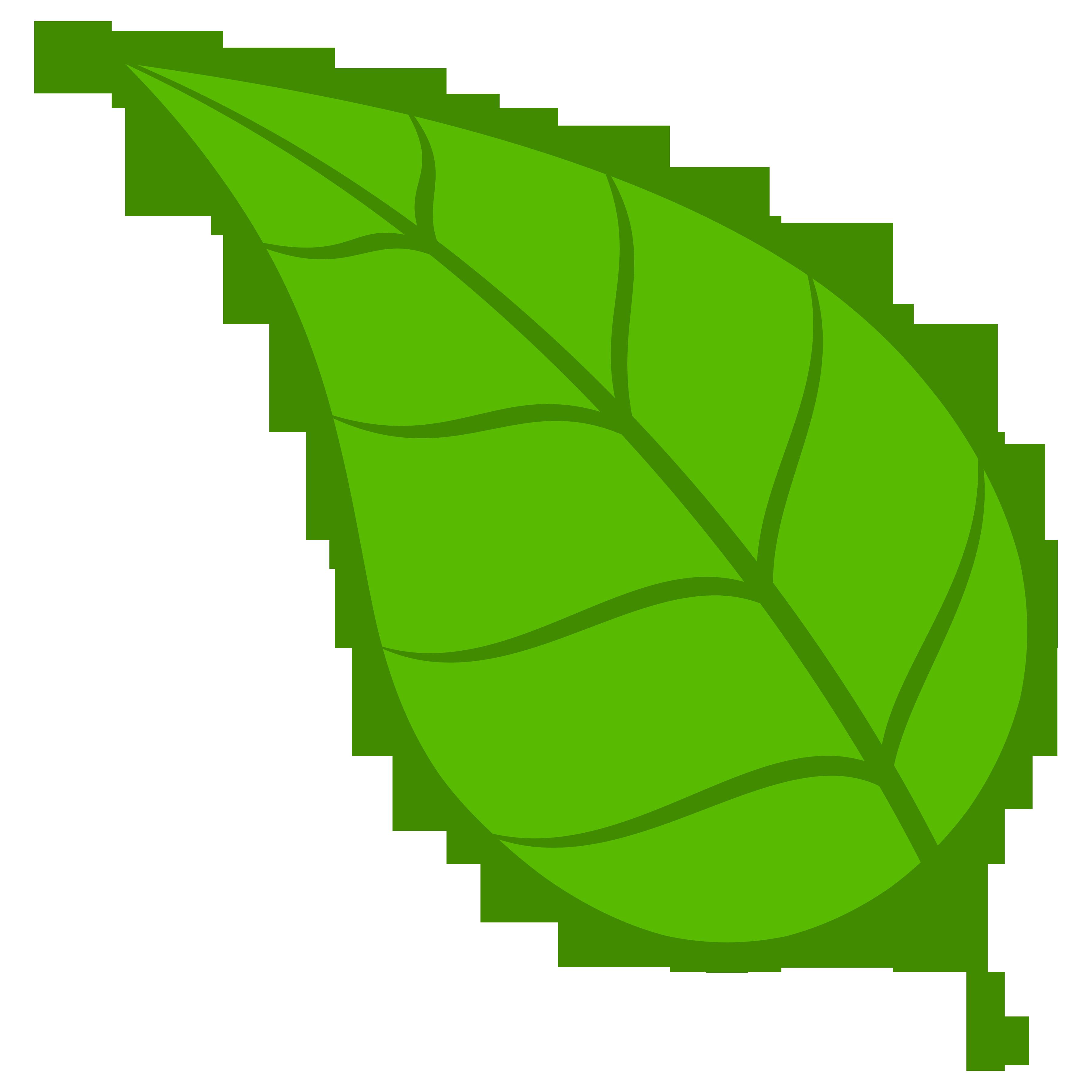 Leaf Vector Clip Art