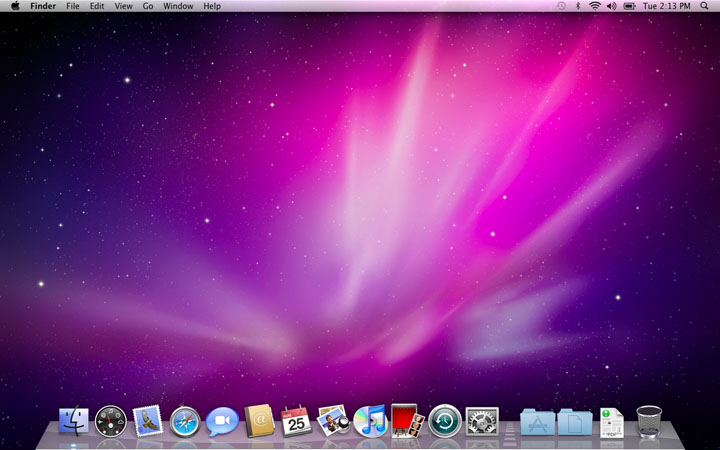 15 Icons On Desktop Mac Images